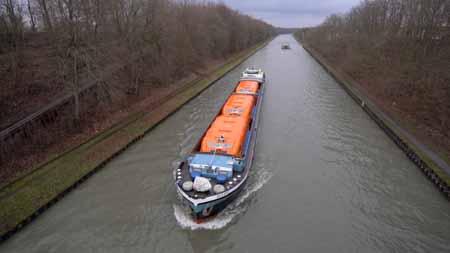 Rettungsboote IONA